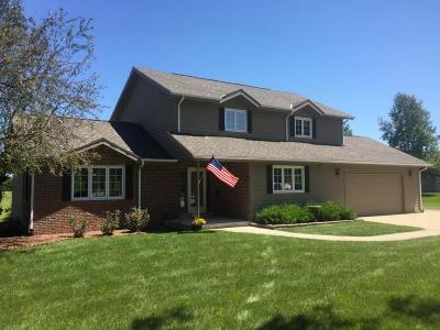 Waukesha Single Family Home For Sale: W258 S4942 Red Clover Dr
