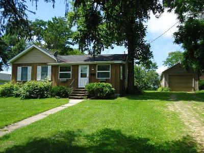 Whitewater Single Family Home For Sale: 262 S Wisconsin St