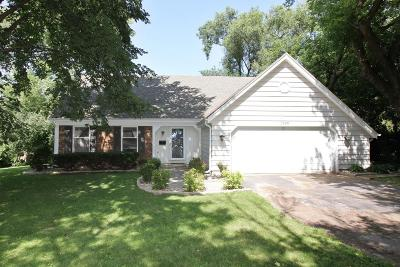 Waukesha Single Family Home For Sale: 1308 E Wabash Ave