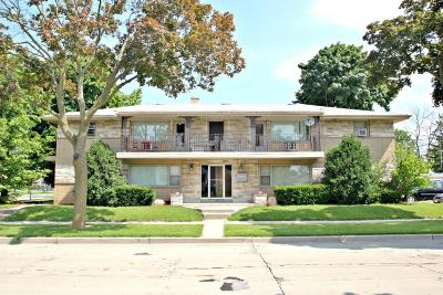 Milwaukee Multi Family Home For Sale: 8350 W Derby Pl