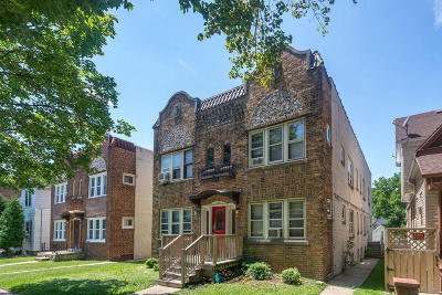Milwaukee Multi Family Home For Sale: 423 N 39th St