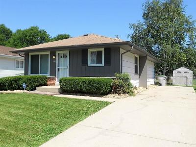 Milwaukee Single Family Home For Sale: 6716 N 55th St