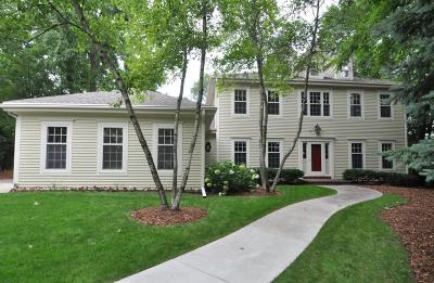 Brookfield Single Family Home Active Contingent With Offer: 17540 Mariner Ct