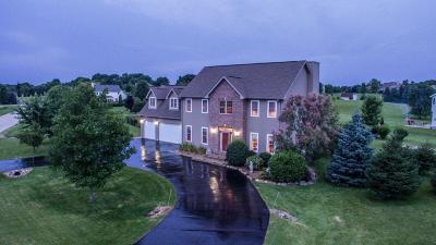 Kenosha County Single Family Home For Sale: 28418 72nd Pl