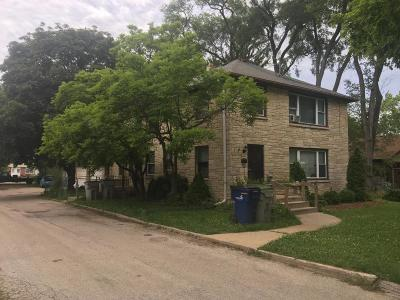 Milwaukee Two Family Home For Sale: 6477 N 54th St #6479