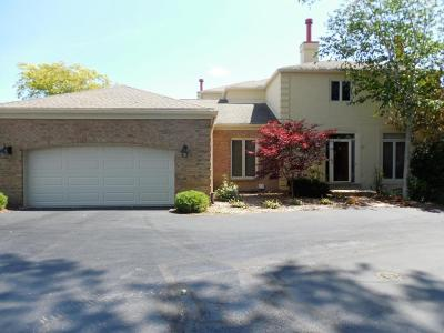 Racine County Condo/Townhouse For Sale: 700 Waters Edge Rd #27