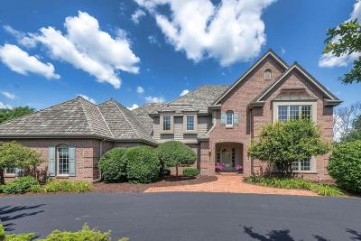 Brookfield Single Family Home Active Contingent With Offer: 14080 Chesterwood Dr