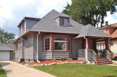 Milwaukee Single Family Home For Sale: 1529 N 58th Street