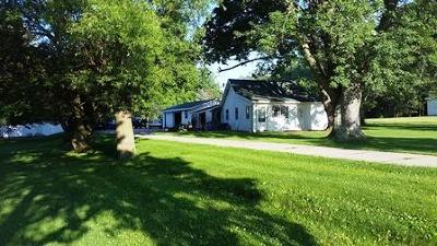 Fort Atkinson Single Family Home For Sale: 848 McCoy Park Rd.