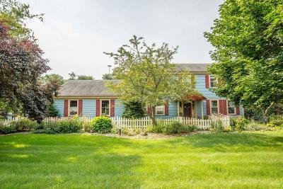 Waukesha Single Family Home For Sale: S44w22345 Sunridge Dr