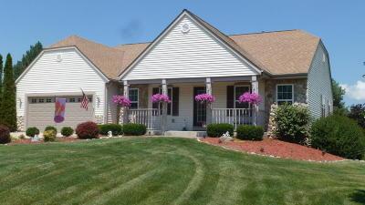 Racine Single Family Home For Sale: 4824 Pinetree Cir