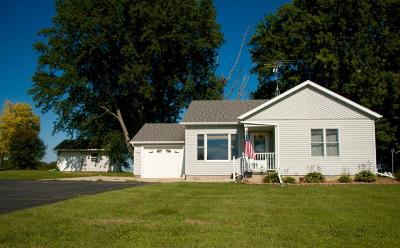 Watertown Single Family Home Active Contingent With Offer: N594 County Road R