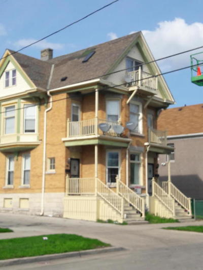 Milwaukee Multi Family Home For Sale: 518 W Vine Street #516