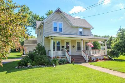 Single Family Home Active Contingent With Offer: 704 E Sherman Ave