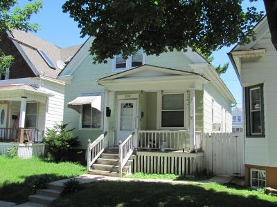 Milwaukee Single Family Home For Sale: 2226 S 28th St