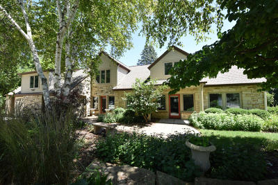 Mequon Single Family Home For Sale: 11516 N Spring Ave