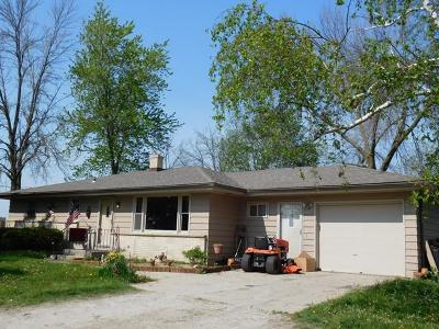 Kenosha Single Family Home Active Contingent With Offer: 1406 88th Ave