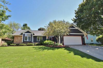 Watertown Single Family Home Active Contingent With Offer: 1137 Bayberry Dr