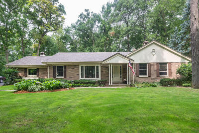 Hartford Single Family Home Active Contingent With Offer: 1035 Heather Ln