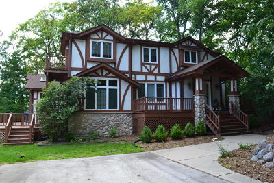 Hartland Single Family Home For Sale: 3613 Ridge Dr