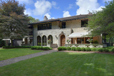 Shorewood Single Family Home For Sale: 4493 N Prospect Ave