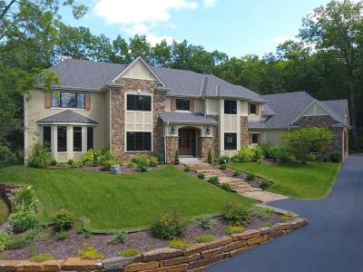 Waukesha Single Family Home For Sale: W289s4684 Rockwood Trl