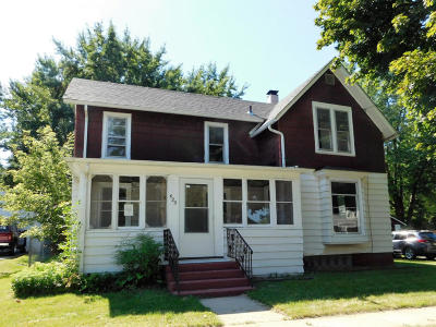 Single Family Home For Sale: 425 Jefferson St