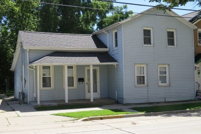Watertown Single Family Home For Sale: 409 N 4th St