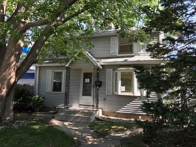Milwaukee Single Family Home Active Contingent With Offer: 1912 W Howard Ave