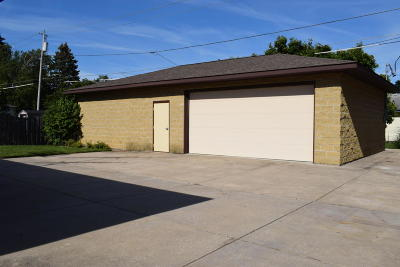 Racine Single Family Home For Sale: 733 Indiana St