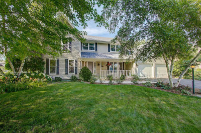 Racine Single Family Home Active Contingent With Offer: 6512 Jessica Turn