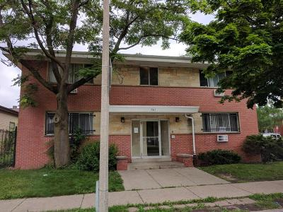 Milwaukee Multi Family Home For Sale: 761 N 29th St