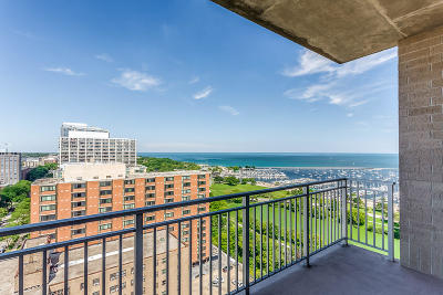 Milwaukee Condo/Townhouse Active Contingent With Offer: 1522 N Prospect #1604