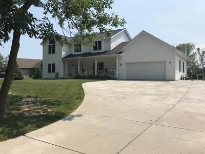 Racine Single Family Home For Sale: 3431 Old Wood Trl