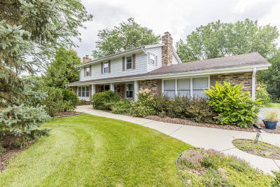 Brookfield Single Family Home Active Contingent With Offer: 16215 Wildwood Ct