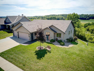 West Bend Single Family Home Active Contingent With Offer: 1700 Great Forest Dr