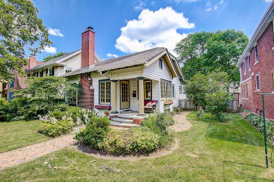 Shorewood Single Family Home For Sale: 4124 N Prospect Ave