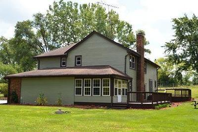 Racine County Single Family Home Active Contingent With Offer: 2412 65th Dr.