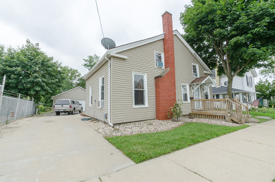 Watertown Single Family Home Active Contingent With Offer: 405 Western Ave