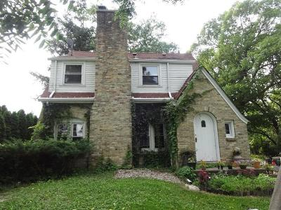Racine County Multi Family Home Active Contingent With Offer: 7345 W Wind Lake Rd