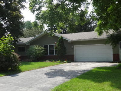 Milwaukee County Single Family Home For Sale: 8581 N 63rd St