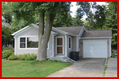 Jefferson County Single Family Home For Sale: W8098 County Road B