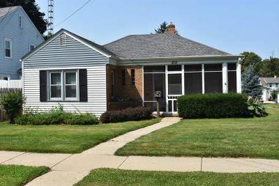 Watertown Single Family Home Active Contingent With Offer: 818 Harvey Ave