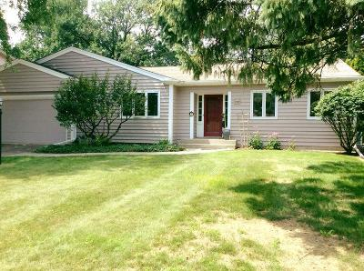 Racine Single Family Home For Sale: 3430 Chatham St