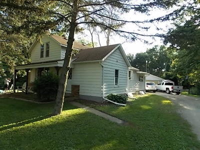 Fort Atkinson Single Family Home For Sale: 1519 N County Road K