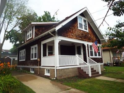 Single Family Home Active Contingent With Offer: 520 40th St