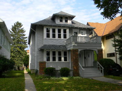 Milwaukee WI Two Family Home For Sale: $299,000