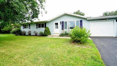 Single Family Home For Sale: 502 Andrew St