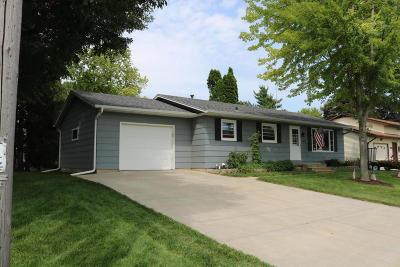Watertown Single Family Home Active Contingent With Offer: 1062 E Boughton St
