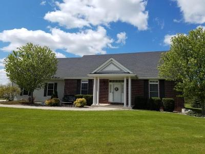 Racine County Single Family Home For Sale: 30917 Hunters Glen Rd